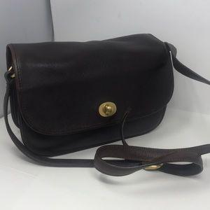 Vintage Coach 202-97 Cross Body Purse/Bag